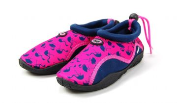 TWF Girls Weever Beach Shoe Pink Flamingo